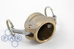 Type DC - Brass Camlocks
