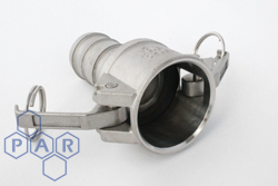 Type C - Stainless Steel Camlocks