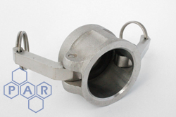 Type DC - Stainless Steel Camlocks