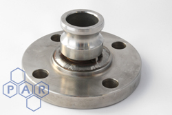 Stainless Steel Flanged Adaptor
