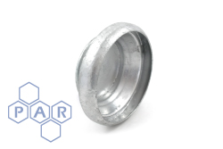 Bauer Type Coupling - End Cap x Female