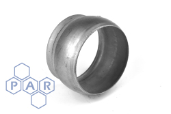Bauer Type Coupling - Male x Weld End