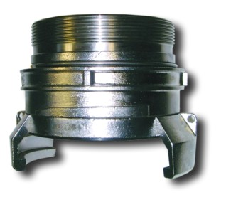 Guillemin Type Coupling - Male BSPP with Locking Ring