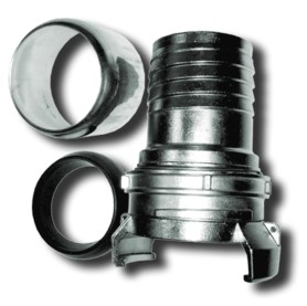 Guillemin Type Coupling - Scroll Tail