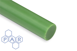Nylon 6 Rod - Oil Filled