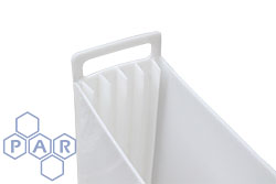 Polypropylene Box (with Runners)