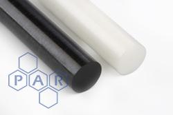 Acetal Homopolymer (Delrin®) Rod