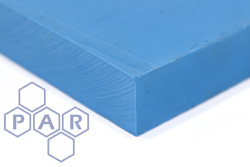 PTFE Sheet - Blue Food Quality