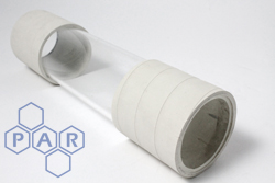 Polycarbonate Tube (Rubber Ends)