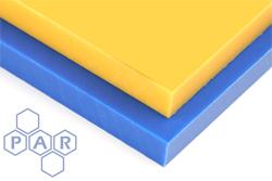 Polyethylene PE500 Sheet - HMWPE