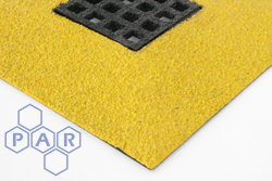GRP Safety Grid Cover