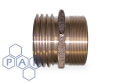 Lug Type Fixed Adaptor - Male URT x Male BSPP