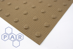 Blister Tactile Paving - Buff (Beige)